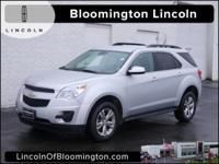 New Price! 2015 Chevrolet Equinox LT 1LT 17 Aluminum