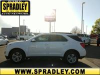 CARFAX CERTIFIED 1-OWNER VEHICLE. This SUV has been