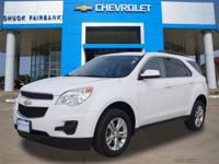 This outstanding example of a 2015 Chevrolet Equinox LT