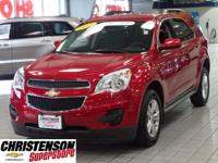 2015+Chevrolet+Equinox+LT+In+Crystal+Red+Tintcoat+GM+CE
