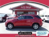 Options:  2015 Chevrolet Equinox Visit Auto Group