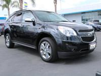 This Chevrolet Equinox is Certified Preowned! This 2015
