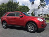 CARFAX One-Owner. 2015 Chevrolet Equinox LT 1LT FWD