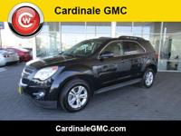 CARFAX One-Owner. Clean CARFAX. 2015 Chevrolet Equinox