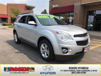 JUST ARRIVED! 2015 Chevrolet Equinox LT!**LOCAL