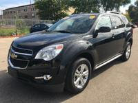 The 2015 Chevrolet Equinox is a mid sized SUV. Some