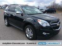 Just Reduced!  Chevrolet Equinox  Clean CARFAX. CARFAX