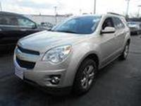 The used 2015 Chevrolet Equinox in London, OH has aged