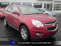 Options:  2015 Chevrolet Equinox Lt W/2Lt|Crystal Red
