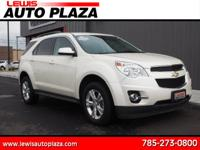 Options:  2015 Chevrolet Equinox Lt|Lt 4Dr Suv