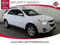 Switch to McLarty Nissan NLR! Right SUV! Right price!
