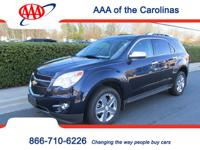 This 2015 Chevrolet Equinox 4dr AWD 4dr LTZ features a