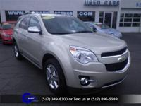 Options:  2015 Chevrolet Equinox Ltz|Champagne Silver
