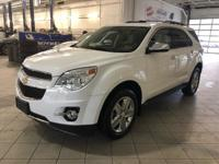 Options:  2015 Chevrolet Equinox Ltz|Ltz 4Dr Suv|2.4L|4