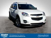Options:  2015 Chevrolet Equinox Ltz|Summit White/Jet