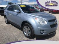 One owner, GM Certified 2015 Chevy Equinox LTZ in the