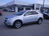 Crain Certified Pre-Owned is excited to offer this 2015