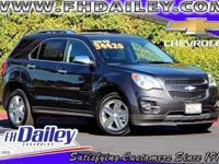 Options:  2015 Chevrolet Equinox Ltz Gray Qualifies For