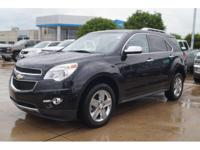 This outstanding example of a 2015 Chevrolet Equinox