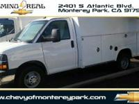 BRAND NEW UTILITY TRUCK IN EXCELLENT CONDITION INSIDE