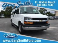 Options:  2015 Chevrolet Express 2500 Lt|Wow! What A
