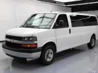 This awesome 2015 Chevrolet Express comes loaded with
