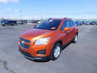 CARFAX One-Owner. Clean CARFAX. orange rock metallic