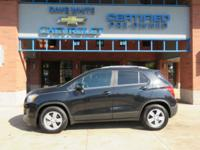 2015 Chevrolet Trax Black Granite Metallic LT FWD