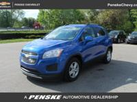 Chevrolet Certified, LOW MILES - 40,738! REDUCED FROM