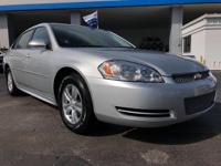 Come see this 2015 Chevrolet Impala Limited LS. Its