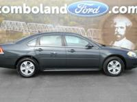 2015 Chevrolet Impala Limited LS Gray 30/18