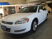 Options:  2015 Chevrolet Impala Limited 4Dr Sdn