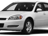 Options:  2015 Chevrolet Impala Limited Ls|Miles: