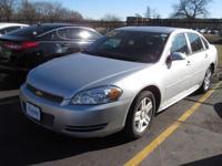 2015 Chevrolet Impala Limited LT30/18 Highway/City