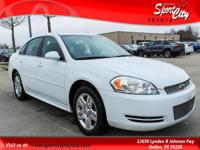 Just Reduced! Clean Vehicle History Report, Impala
