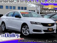 Options:  2015 Chevrolet Impala Ls White Qualifies For