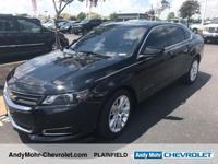 Priced below KBB Fair Purchase Price!  Chevrolet Impala