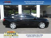 New Price! This 2015 Chevrolet Impala LS in is well