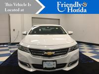 CARFAX One-Owner. Clean CARFAX. Wh 2015 Chevrolet