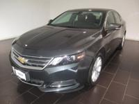 Recent Arrival! 2015 Chevrolet Impala LT with *ONE