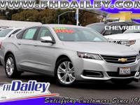 Options:  2015 Chevrolet Impala Lt|Silver|Qualifies For