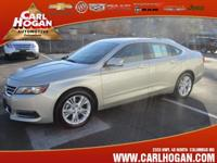 Options:  2015 Chevrolet Impala Lt|Lt 4Dr Sedan W/1Lt|*