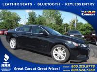 Used 2015 Chevrolet Impala, DESIRABLE FEATURES: LEATHER
