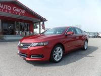 Options:  2015 Chevrolet Impala You Ll Be Thrilled With