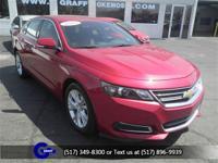 Options:  2015 Chevrolet Impala Lt W/2Lt Crystal Red