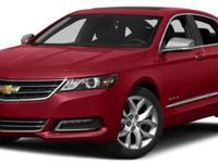 2015 Chevrolet Impala LTZ For Sale.Features:Front Wheel