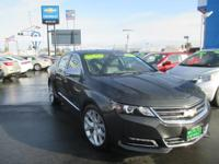 Options:  2015 Chevrolet Impala Ltz|Ltz|4Dr Sdn Ltz
