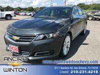 This used Chevrolet Impala LTZ w/2LZ is now for sale in