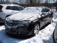 2015 Chevrolet Impala LTZ LEATHER, CLEAN CARFAX,