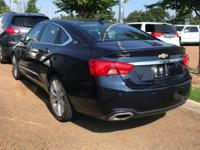 Options:  2015 Chevrolet Impala Ltz|Blue/|V6 3.6L